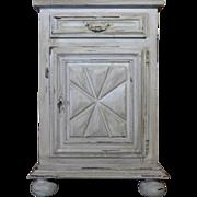 SALE 19th Century Antique French Louis XIV Style Cabinet Confiturier