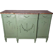 SALE Antique French Louis XVI Style Buffet Enfilade