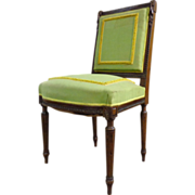 SALE 19th Century French Antique Louis XVI Style Chair