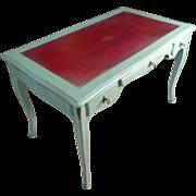 SALE Antique French Louis XV Style Desk Bureau de Milieu