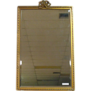 SOLD 19th Century Antique French Louis XVI Style Mirror