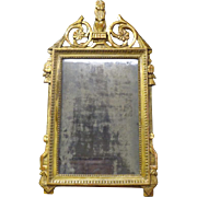 SALE 18th Century Antique French Louis XVI Period Mirror
