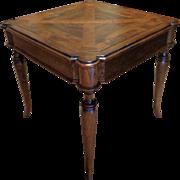 SALE Antique English Regency Style Mahogany Breakfast Table