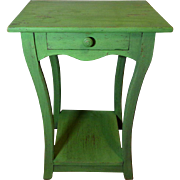 SALE 19th Century Antique French Louis Philippe Style Side Table