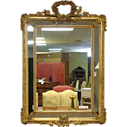 SOLD 19th Century French Antique Louis XVI Style Mirror