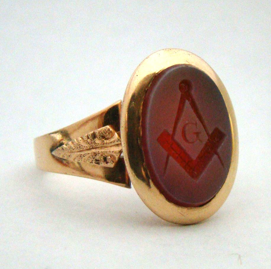 Vintage Masonic Rings – Daily Motivational Quotes