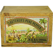 Butchers Pure Pepper Box, York PA