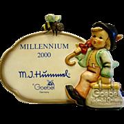 Hummel HUM 900 Merry Wanderer Plaque