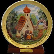Hummel Plate Chapel Time