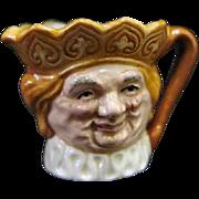 SALE Royal Doulton Jug, D6871 Old King Cole
