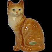 Beswick Ginger Cat