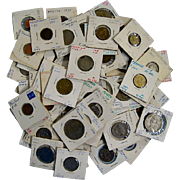 SOLD 1 Pound Foreign Coin Assortment