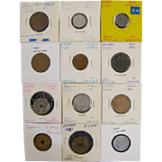 Japanese Coin Assortment