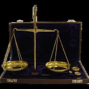 100 Gram Capacity Balance Scale in Case