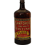 Sanford's Ink Bottle
