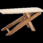 US Patent Model Ironing Board