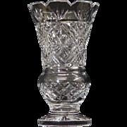 Waterford Society Vase