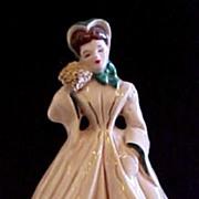 SALE California Florence Lady Figurine Irene