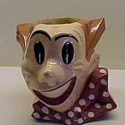 Dagwood Bumstead Head Vase American Newspaper