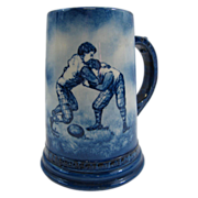 Antique Lenox Stein with Rugby Ceramic Art Co.