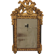 Louis XVI Style Mirror