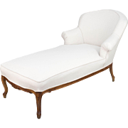 Louis XV Style Recamier or Chaise
