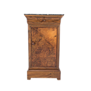 19th c. French Louis-Philippe  Night Stand