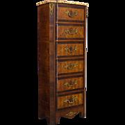 19th Century Louis XVI Style Chiffonier
