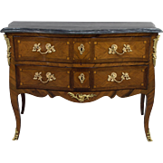 18th Century Louis XV Commode or Chest of Drawers