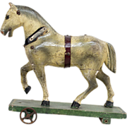 French Toy Horse