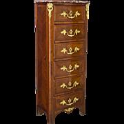 19th Century French Regency Style Chiffonier