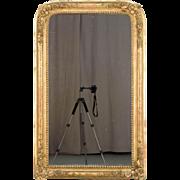 19th Century French Gilt Mirror