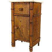 19th c. French Miniature Cabinet