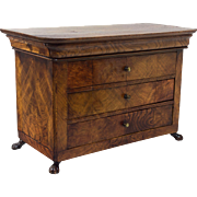 19th c. Louis Philippe Sample Commode