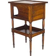 19th c. Country French Side Table