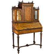 19th c. Louis XVI Style Secrétaire or Desk