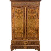 19th c. Louis Philippe Armoire