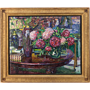 20th Century Oil Painting, Still Life