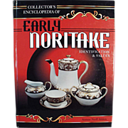 "SOLD ""Early Noritake"" Reference Book by Aimee Neff Alden"