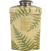 Old, After Shave Talc Tin - Fougere Royale