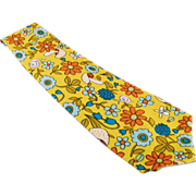 Man's Necktie - Custom Made, Wide and Colorful