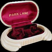 Old, Park Lane, Bracelet or Wrist Watch Display Box