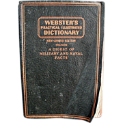 Old, Webster's, Practical Illustrated Dictionary - Census Edition