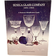 Reference Book - Seneca Glass Company - Stemware Identification Guide