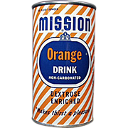 Old, Tin, Advertising Bank - Mission Soda Can