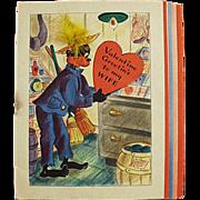 SOLD Old, Black Memorabilia, Hallmark Valentine