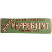 Old Chewing Gum - Everlasting Peppertint Stick