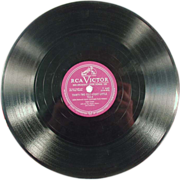Child's, Old 78 Record - RCA Victor by Dale Evans