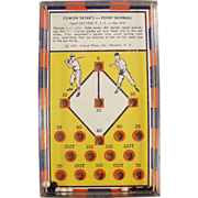 Old Dexterity Game - #310 Comon Tatar's Point Baseball