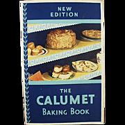 SOLD Old Recipe Book - Calumet Baking Powder Advertising
